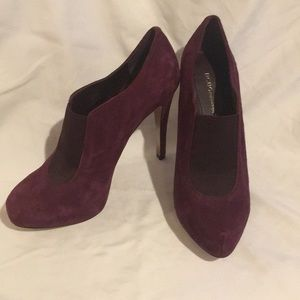Dark plum shoeties by BCBGeneration. Never worn.